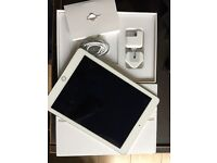 Apple iPad Air 2 64gb silver wifi and cellular