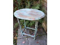Vintage Solid Oak Table