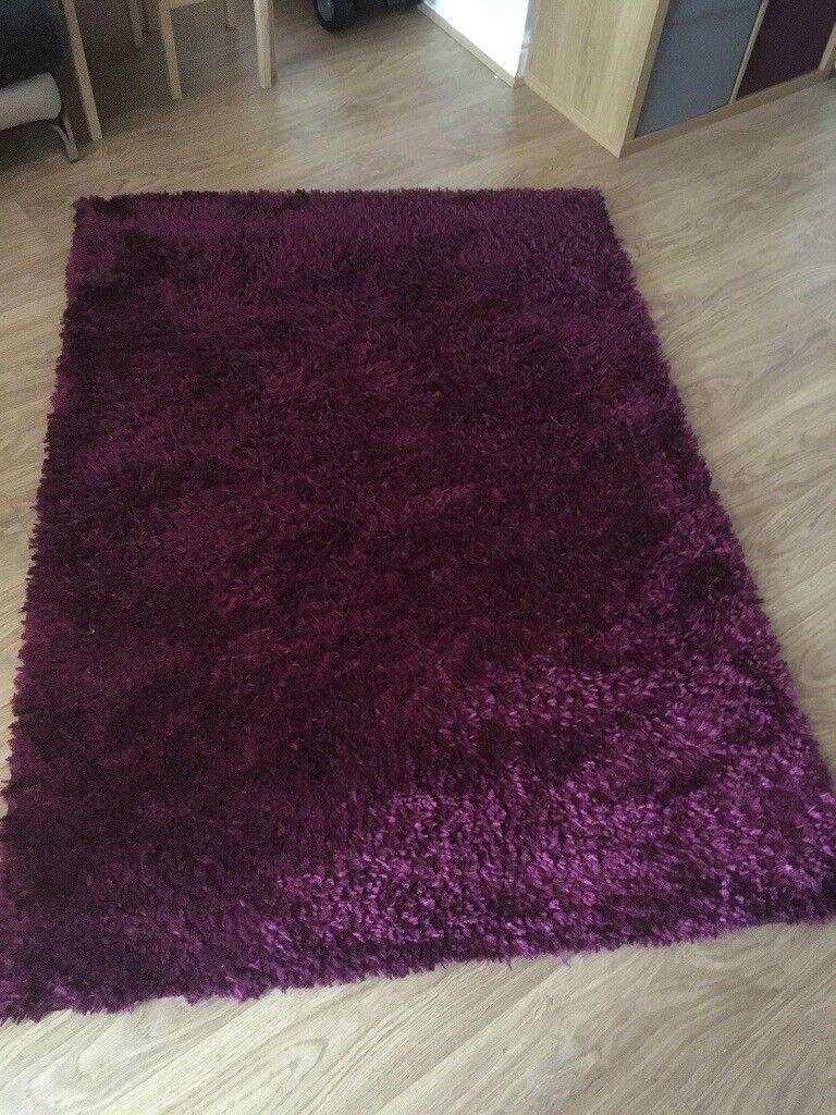 Next purple rug   in Swansea   Gumtree