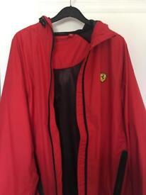 Ferrari XL Red Jacket