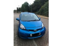 Toyota Aygo 1.0 'Blue' cheap tax and insurance. 2010