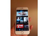 Unlocked iPhone 6 Silver 16GB with Box