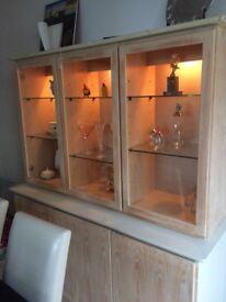 Sideboard - display cabinet