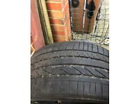 Tyre - Run Flat size 255/30/R19