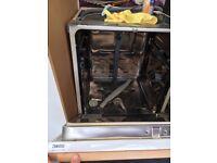 Zanussi Built in dishwasher
