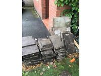 Selection of Paving Stones - Various Sizes