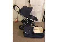 BUGABOO CAMELEON 3!!! Navy/cream limited edition