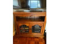 2 matching Wooden cabinets