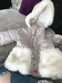 Baker coat