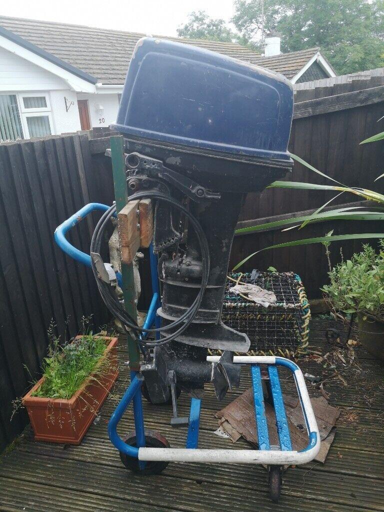 Suzuki 20hp outboard engine | in Brixham, Devon | Gumtree