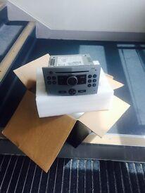 CD player Vauxhall astra genuine
