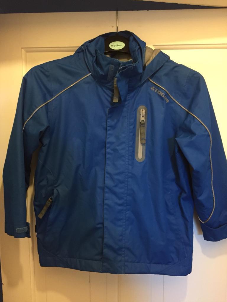 207d94c72385 Kids weather beater coat.