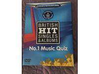 British Hit Singles DVD Game