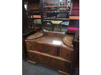 Vintage/RetroTeak Dressing Table