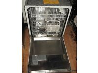 ELECTROLUX BUILT IN USED DISHWASHER + FREE BH ONLY POSTCODES DELIVERY,INSULATION & 3MTHS GUARANTEE