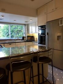 TWO LIGHT-FILLED DOUBLE ROOMS IN SPACIOUS HOUSE IN HIGHGATE N6