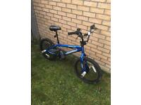 First class BMX bike