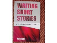 2 books on successful novel plotting and short story writing