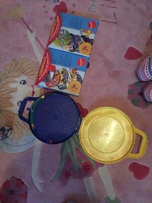 Ensslin Lernpuck +  Lernspiele für Kindergarten ,Vorschule und Schule