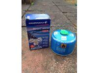 Campingaz Bleuet Micro 1300W stove & gas cartridge