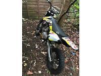 M2R Pit bike 160cc crf70 km160