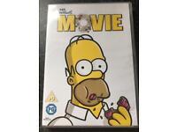 The Simpsons Movie DVD