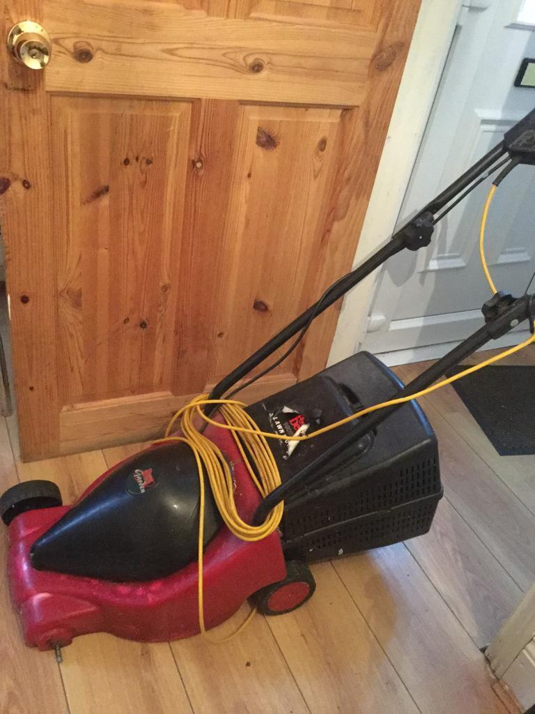 pdg4037r electric rotary lawn mower spares and repairs