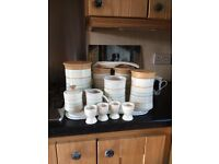 Matching kitchen set