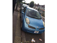 Nissan Micra 2003 Automatic 5 Doors for sale