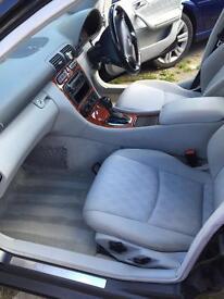 Mercedes c220 very good condition