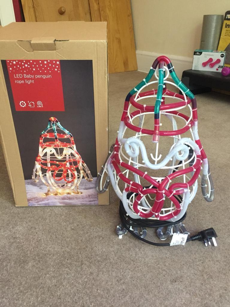 new style 5da63 fe86d Christmas LED baby penguin | in Oxton, Merseyside | Gumtree