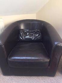 Furniture (Sofa/couch plus comfy chair arm chair)