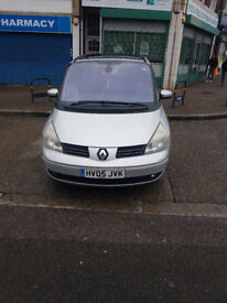 Renault GRAND ESPACE 7 Seats