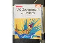 AS UK Government & Politics