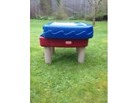 Little Tike Sand Pit and Water Table