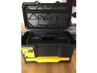 Stanley 1 touch tool box New