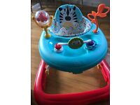 Baby walker and Seater on ***Sale £15