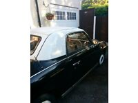 Nissan Figaro in Black - Lovely...