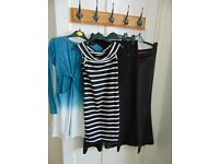trousers,joblot,lot bundle,clothes,very cheap,size 6,present,gifts,very nice,cheap,must go,carboot
