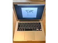 Macbook Air 13 inch 2017 Screen Display Damaged