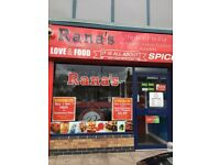 Takeaway and Catering Business for Sale