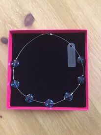 Carrie Elspeth Blue Necklace