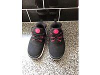 Girls Nike presto fly size 12.5