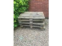 FREE Pallets and Fire Wood