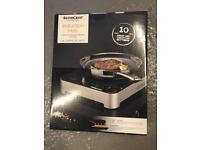 Silver crest induction hob brand new
