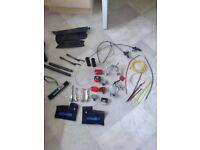 Various Bike parts