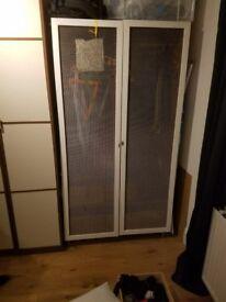 IKEA wardrobe - industrial chic look