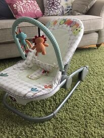 Mamas and papas baby chair