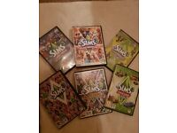 The Sims 3 and expansion packs