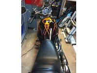 Harley Davidson low milage